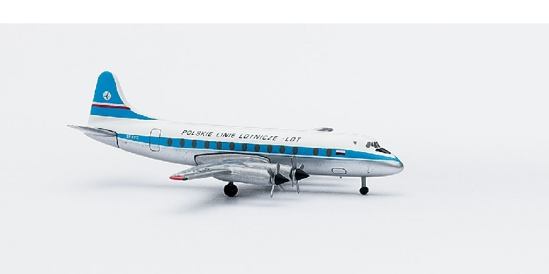 Vickers Viscount LOT [1:500]